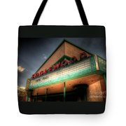 Englewood Theater 4507 Tote Bag