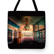 Englewood Theater 4597 Tote Bag