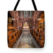 English Church 2 Tote Bag