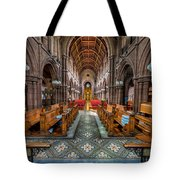 English Church Tote Bag