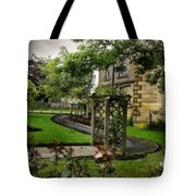 English Country Garden And Mansion - Series IIi. Tote Bag