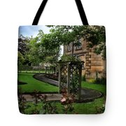 English Country Garden Tote Bag