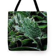 English Country Garden - Series V Tote Bag by Doc Braham