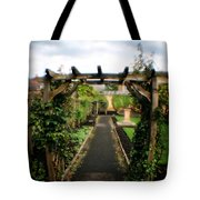 English Country Gardens - Series IIi Tote Bag