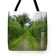 English Footpath Tote Bag