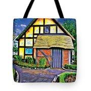 English House Tote Bag