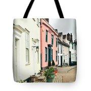 English Houses Tote Bag