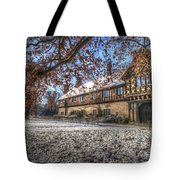 English In Germany Tote Bag