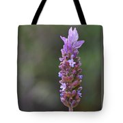 English Lavender Tote Bag by Rona Black