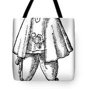 English Merchant, 1598 Tote Bag