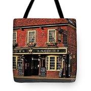 English Pub Tote Bag