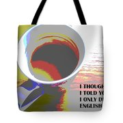 English Tea Tote Bag
