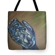 Engraved Tote Bag