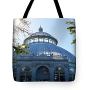 Enid A.haupt Conservatory Tote Bag