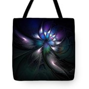 Enigma Tote Bag by Amanda Moore