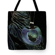Enigma Tote Bag by Jenny Rainbow