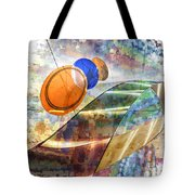 Enigma Of Lifes Journey Tote Bag