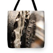 Enigma Wheel Tote Bag
