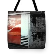 Enjoy Coca Cola  Tote Bag
