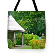 Enjoy The View Tote Bag