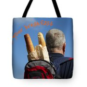 Enjoy Your Breakfast Tote Bag