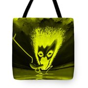 Enlightened Encounter Tote Bag