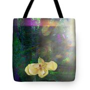 Enlightened Magnolia Tote Bag