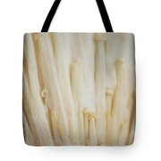 Enoki Mushroom Tote Bag