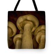 Enokitake Mushrooms  Tote Bag