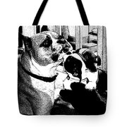 Enough Love To Go Around Tote Bag