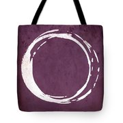 Enso No. 107 Magenta Tote Bag