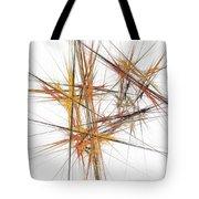 Entangled Threads Tote Bag