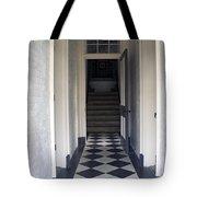 Enter The Light Tote Bag
