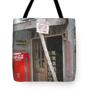 Enter Tote Bag