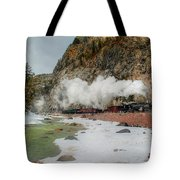 Entering Cascade Canyon Tote Bag