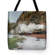 Entering Cascade Canyon Tote Bag