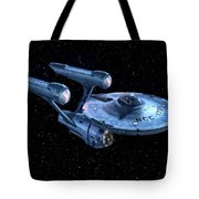 Enterprise Tote Bag