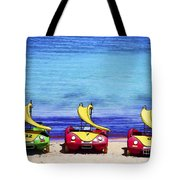 Three's Fun Tote Bag