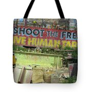 Entertainment In New York Tote Bag