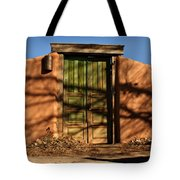 Entrada Al Patio Tote Bag