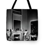 Entrance Hall Of Joan Bennett And Walter Wagner's Tote Bag