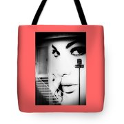 Entrance To A Woman's Mind Tote Bag