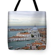 Entrance To Grand Canal Venice Tote Bag