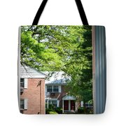 Entrance To Heaven Tote Bag