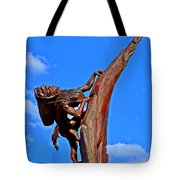 Entrance To Mesa Verde Tote Bag