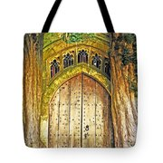 Entrance To Middle Earth Tote Bag