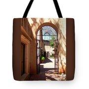 Entrances Tote Bag