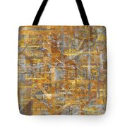 Entropia Tote Bag
