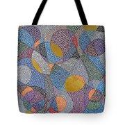 Entropical Evolution X Tote Bag