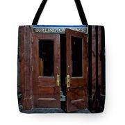 Entry - Burlington Place - Omaha Tote Bag